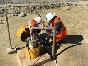 Asesoría en el ciclo integral del agua para minas en operación.