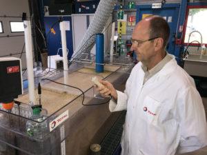 Monitoreo y remediación en condiciones difíciles de acuíferos contaminados por hidrocarburos