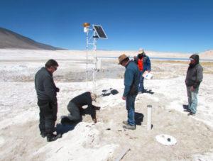Diagnóstico de Disponibilidad Hídrica en Cuencas Alto – Andinas de la Región de Atacama