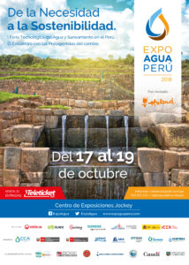 Amphos 21 estará presente en la Expo Agua Perú 2018
