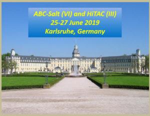Amphos 21 participará en ABC-Salt (VI) y en HiTAC (III) workshops en Karlsruhe (Germany)