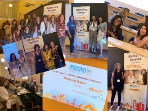 Amphos 21 patrocina la sesión de tutoría en la conferencia anual WIN Global 2019.