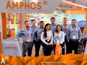 Amphos 21 estuvo presente una vez más en Perumin