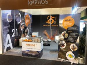 Amphos 21 estuvo presente  en la III Edición del Mining and Minerals Hall en Sevilla el pasado 15-17 octubre de 2019.