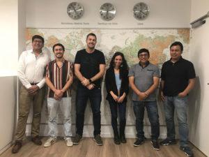 Os presentamos con gran orgullo a los 6 consultores de Amphos 21 de los equipos de Barcelona, Santiago de Chile y Lima, que están cursando el Máster Profesional de Hidrología Subterránea de @la_UPC y la @fcihs.