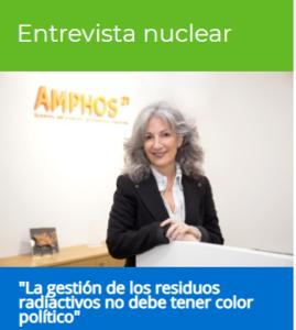 Entrevista a Lara Duro Directora General de Amphos 21